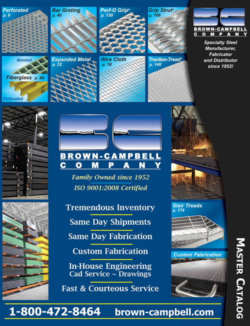 Brown-Campbell Master Catalog