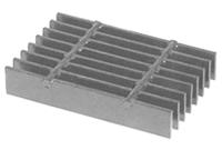 Brown-Campbell Bar Grating - 11W4 Welded Carbon Steel Grating