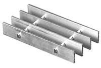 Brown-Campbell Bar Grating - 19AS4 Aluminum Grating