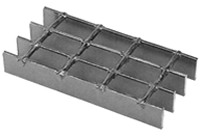 Brown-Campbell Bar Grating - 19W2 Welded Carbon Steel Grating