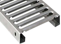Brown-Campbell Grate Lock Products