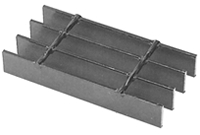 Stainless Steel 19SW4 - Bar Grating