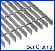 Bar Grating | Brown-Campbell Company