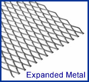 Expanded Metal | Brown-Campbell Company