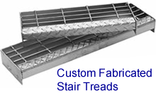 Stair Treads | Brown-Campbell Company