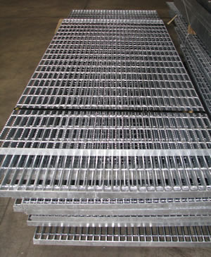 Bar Grating Panels