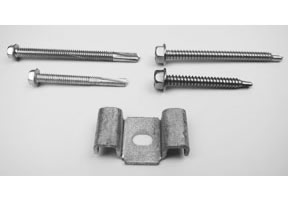 H-3 Saddle Anchor & TEK Screws