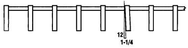 Design Details - Bearing Bar Lean