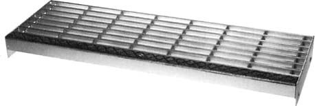 Aluminum I-Bar - Tread Length Design Details