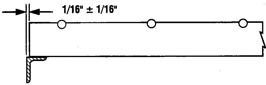 Design Details - Carrier Angle Overrun