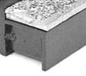 Cast Aluminum Nosing