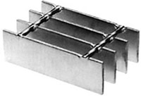 Stainless Steel Bar Grating Welded