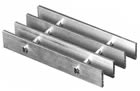 Aluminum Bar Grating Swaged