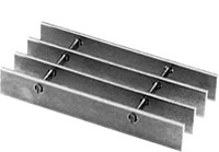 Stainless Steel Bar Grating Swaged