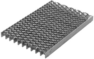 Covered Grates