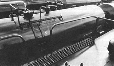 Railroad Grating