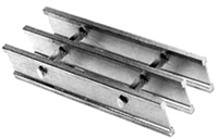 Aluminum I-Bar Bar Grating