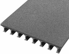 Covered Pultruded Fiberglass Grating