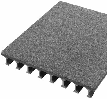 Covered Pultruded Grating