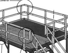 Safety Handrails & Systems