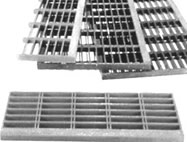 Fiberglass Stair Treads