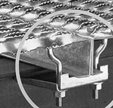 Grip Strut® Regular Accessories - Anchor Plate
