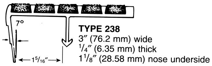 Supergrit® Type 238