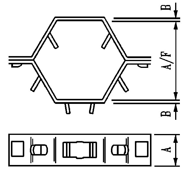 Hexmetal Lance Pattern Diagram