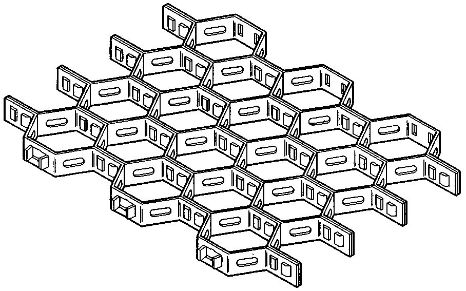 Hexmetal Standard Pattern