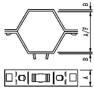 Hexmetal Standard Pattern Diagram