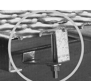 Perf-O Grip® Accessories J-Clip