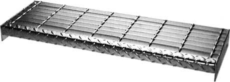 Bar Grating Stair Treads. Steel U0026 Stainless Steel